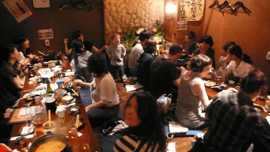 quán ăn đêm ngon ở Nhật Bản