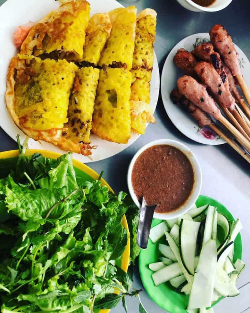 Ăn vặt ngon ở Đà Nẵng