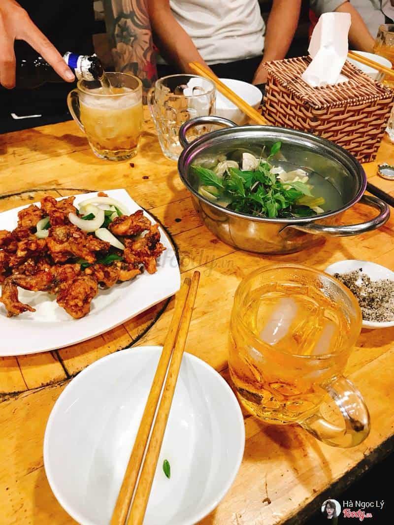 Quán nhậu Lẩu nướng Lyn ngon rẻ đẹp ở Đà Nẵng