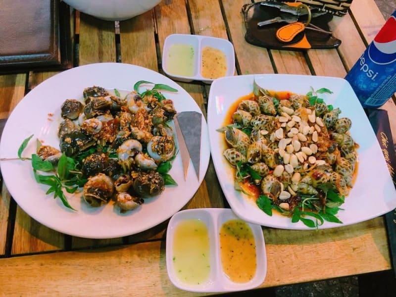 Quán Ốc Chảo ngon Đà Nẵng