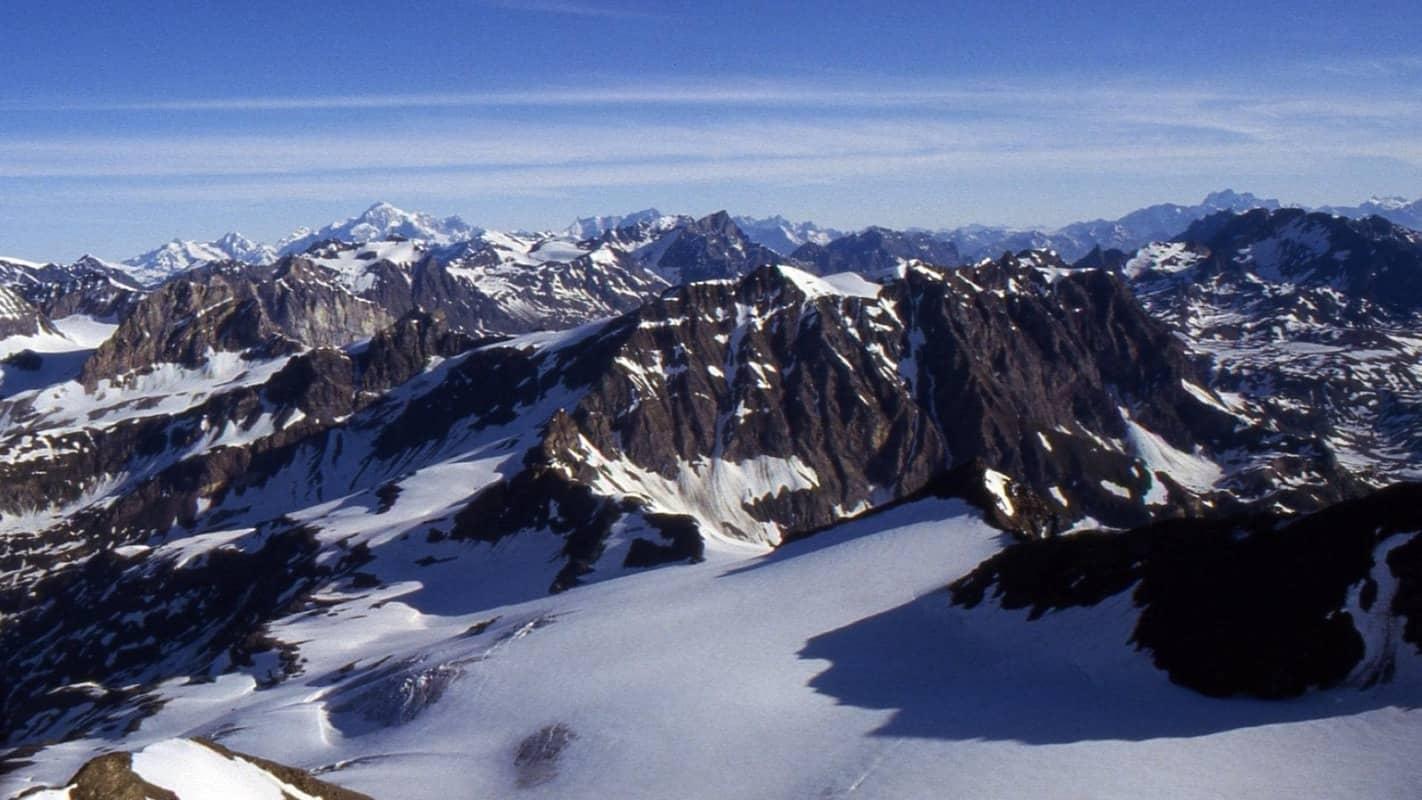 Dãy Alps - địa điểm ngắm tuyết ở Úc đẹp nhất