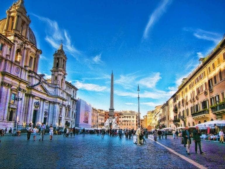 Xin visa du lịch Ý