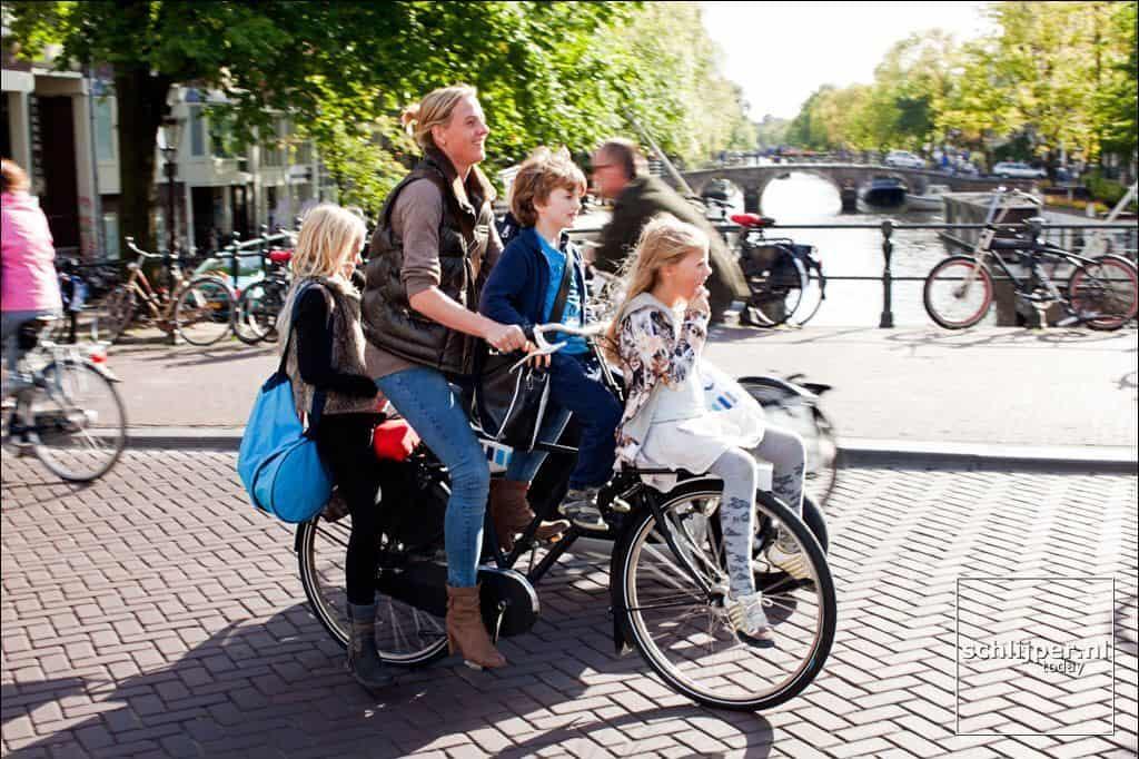 Đi xe đạp tại Hà Lan