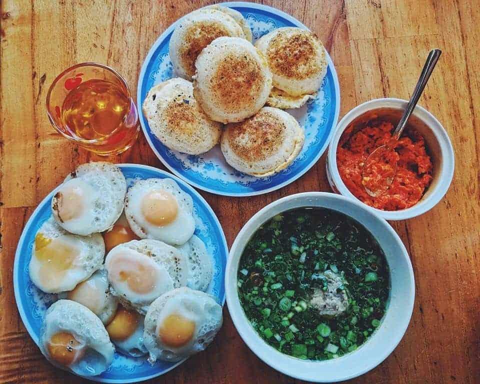 Món ăn vặt ngon Đà Nẵng