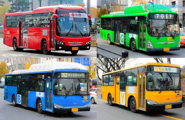 Xe bus ở Úc thường rất đúng giờ