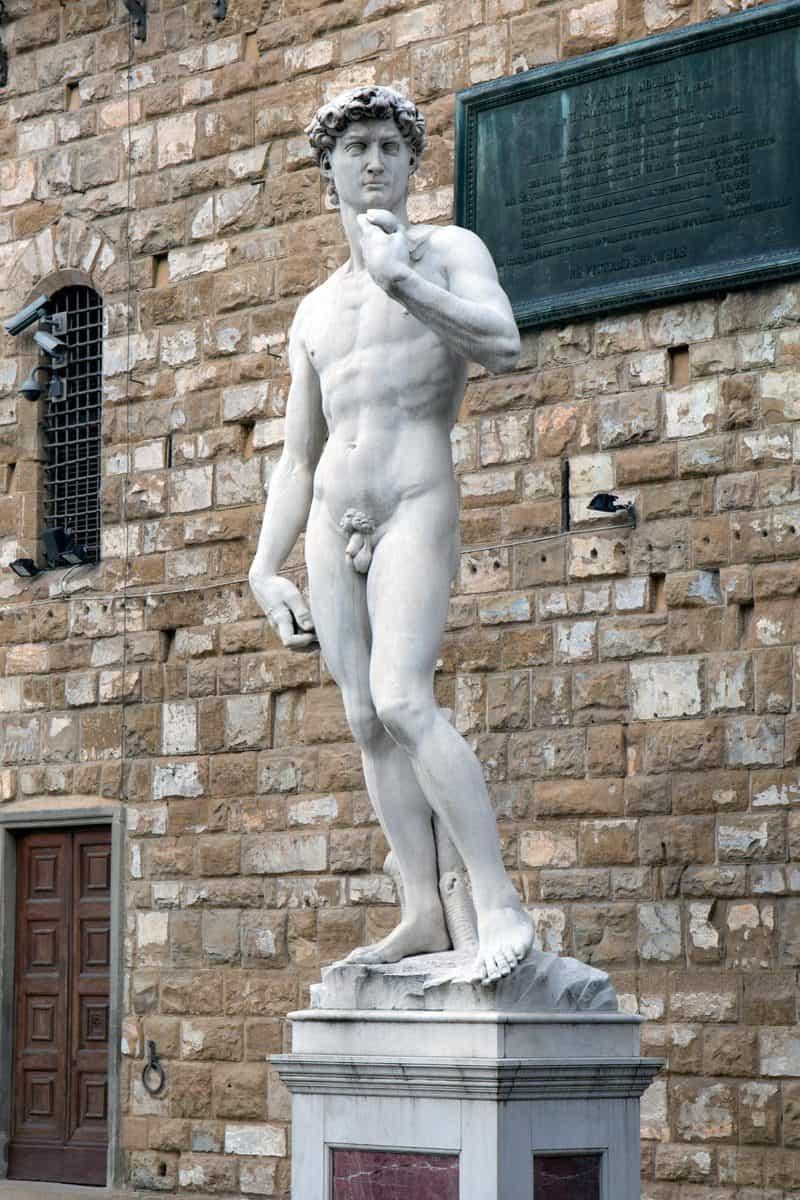 cung điện Vecchio Florence