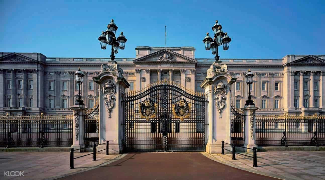 Vẻ đẹp mộng mơ ở cung điện hoàng gia Anh Quốc