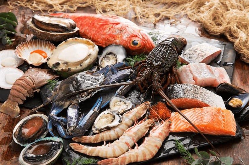 Hải sản quán cát Biển Phú Quốc