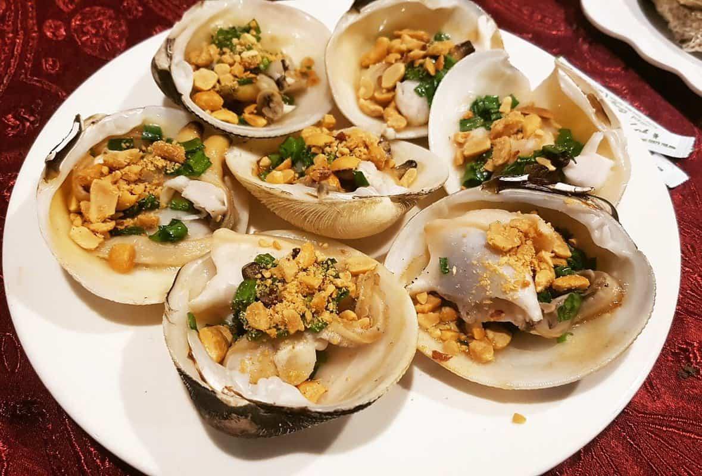 Sò tộ Phú Quốc