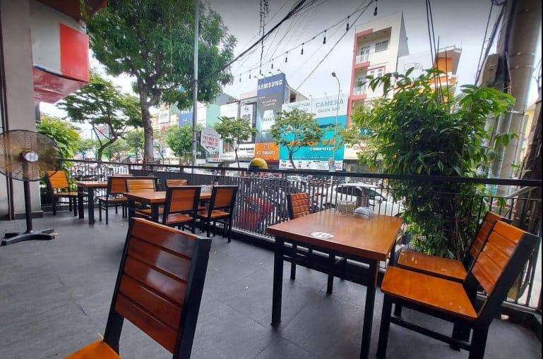 Quán nhậu 9 Đích bình dân Đà Nẵng