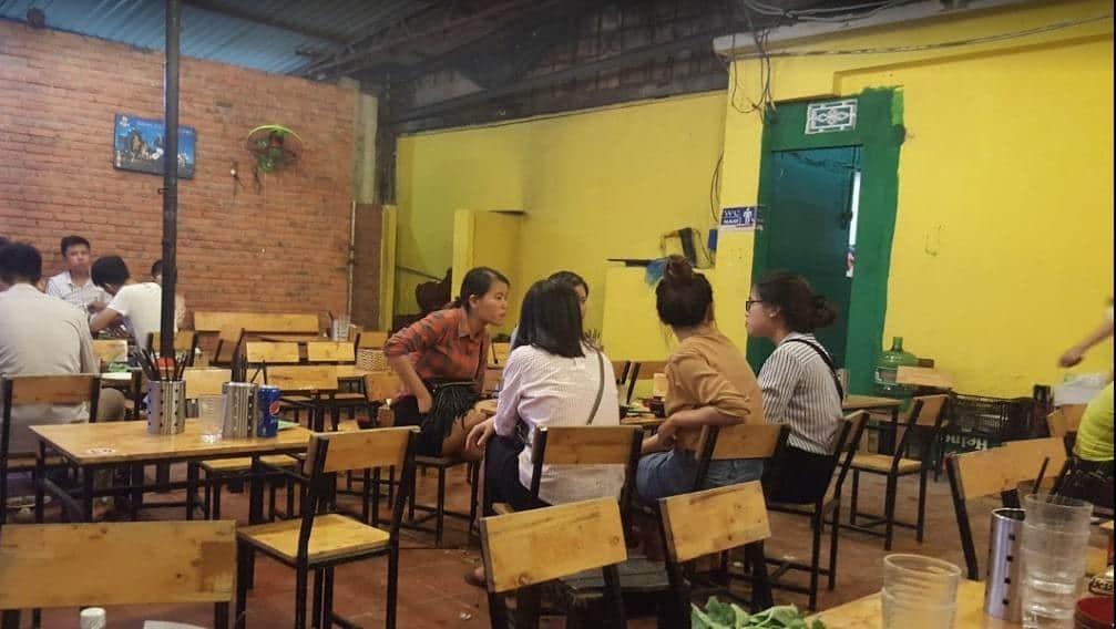 Các quán ăn nhậu ngon ở Đà Nẵng