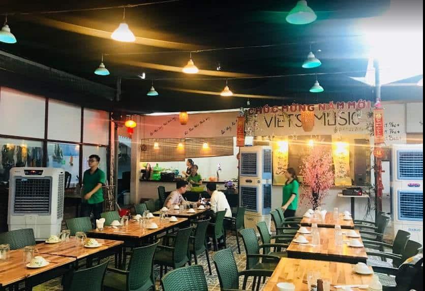 Các quán nhậu ở Đà Nẵng