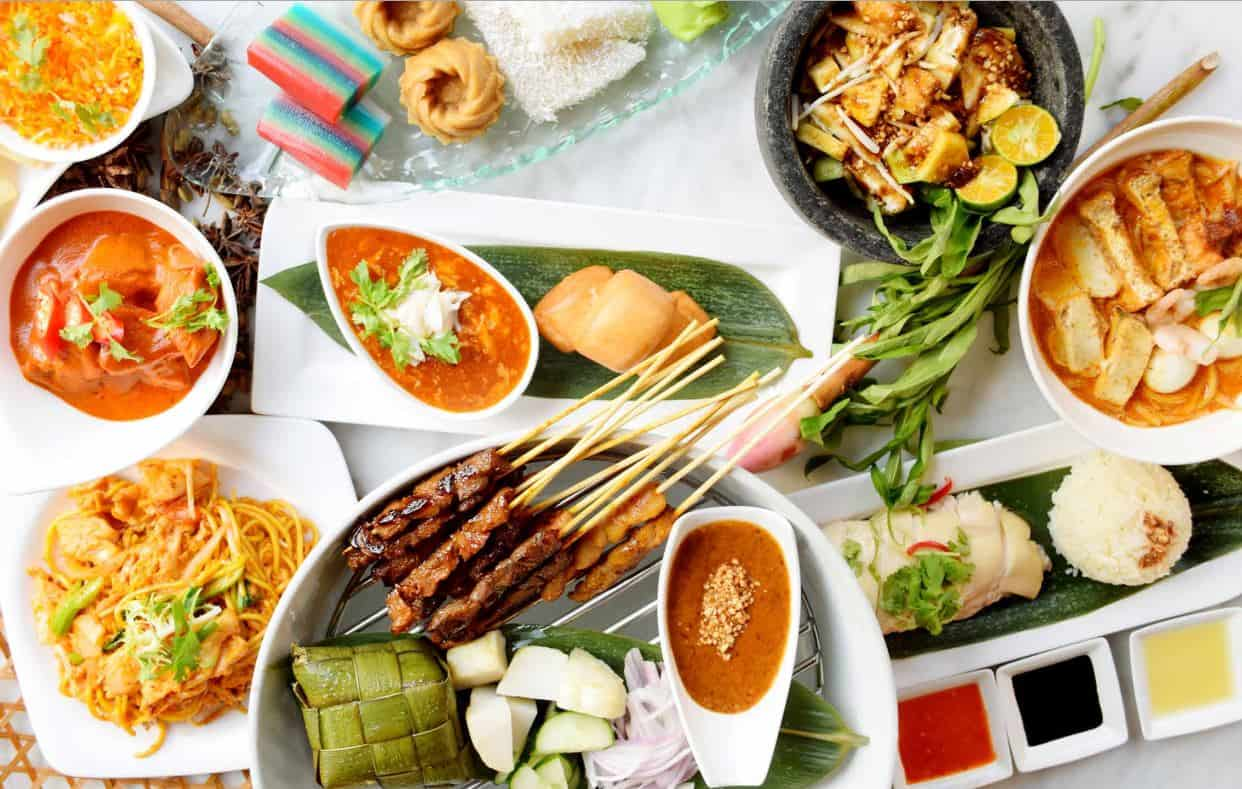 ẩm thực ở Singapore