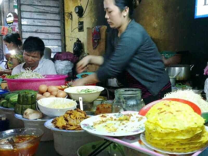 Ẩm thực chợ Cồn Đà Nẵng