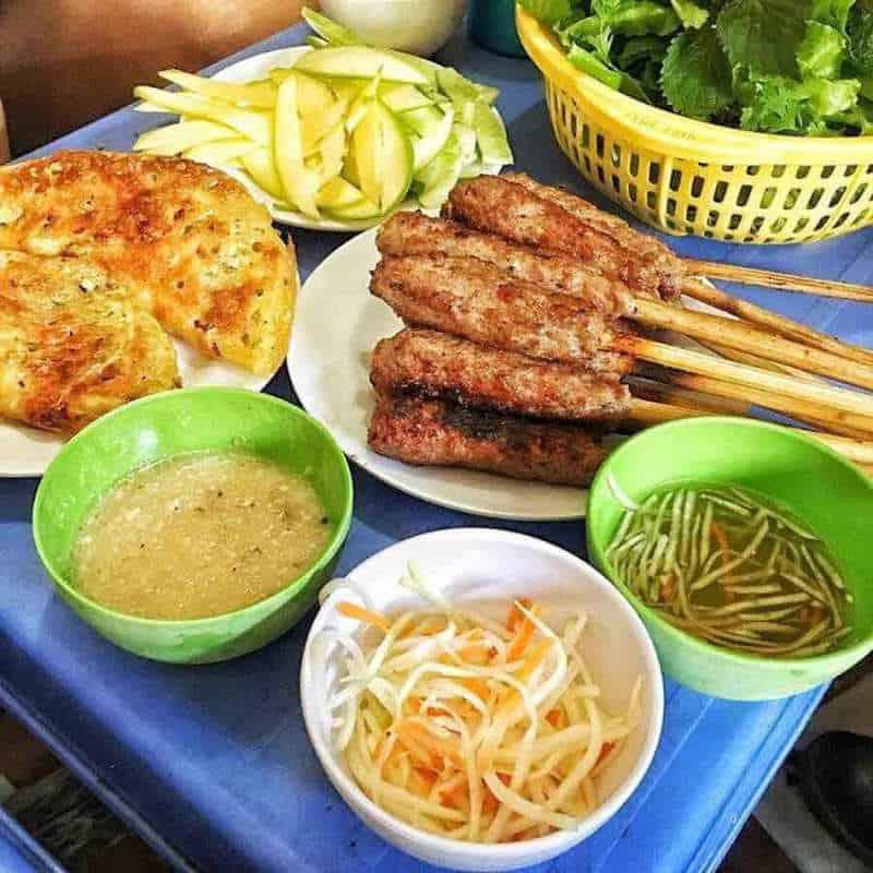 Ẩm thực tại chợ Cồn Đà Nẵng