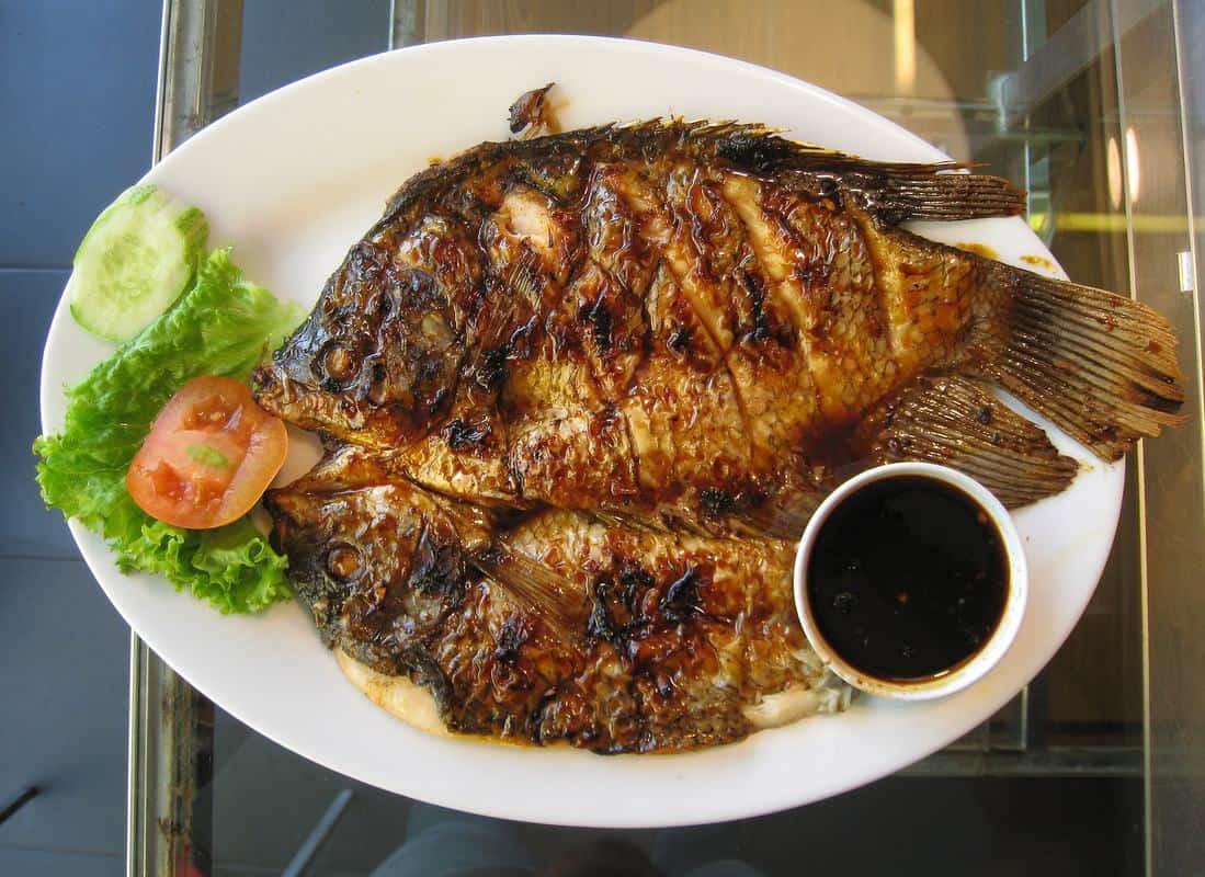 Đồ ăn vặt Malaysia