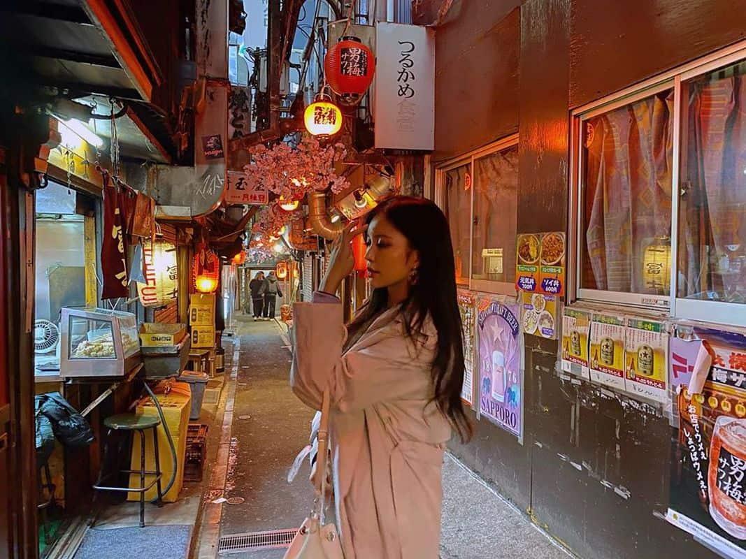 Phố Omoide Yokocho – Tokyo