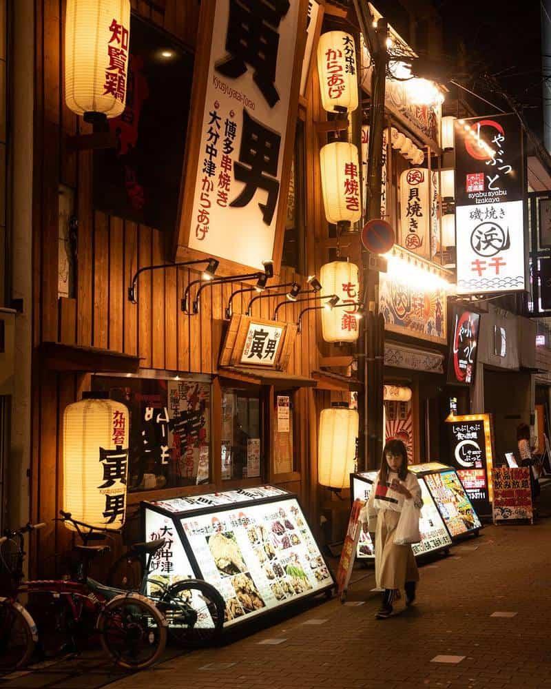 Phố Ẩm Thực Teramachi – Kyoto
