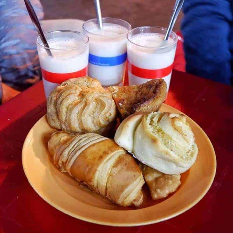 Món ăn vặt đêm tại Đà Lạt