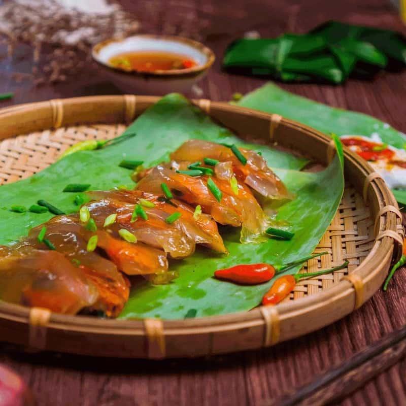 Bánh bột lộc - món ngon chợ Hàn Đà Nẵng