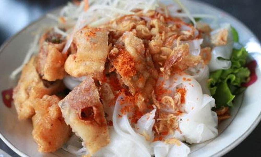 Bánh ướt Ram ít - Ăn gì ở chợ Hàn Đà Nẵng