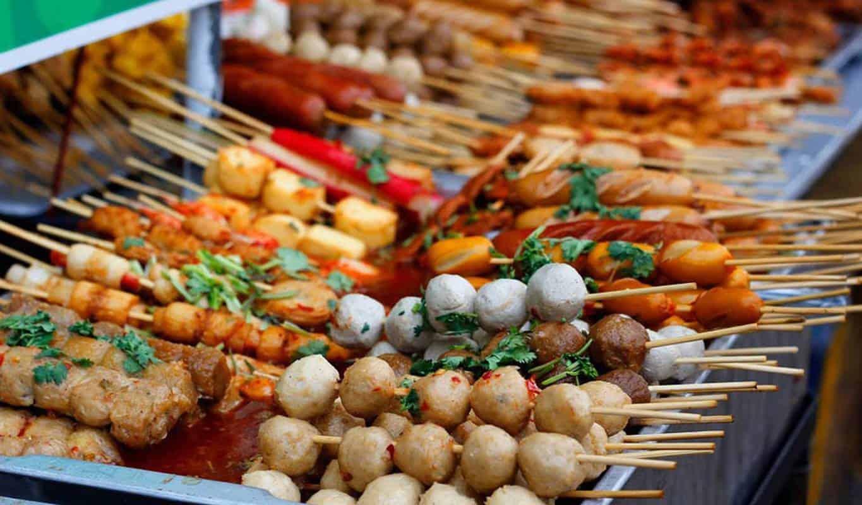 Ăn vặt ở Phú Quốc