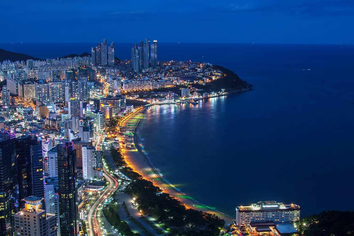 Biển Haeundae