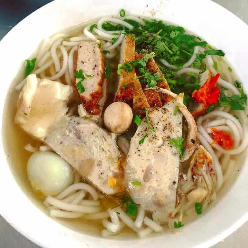 Bánh canh Phan Rang Đà Lạt