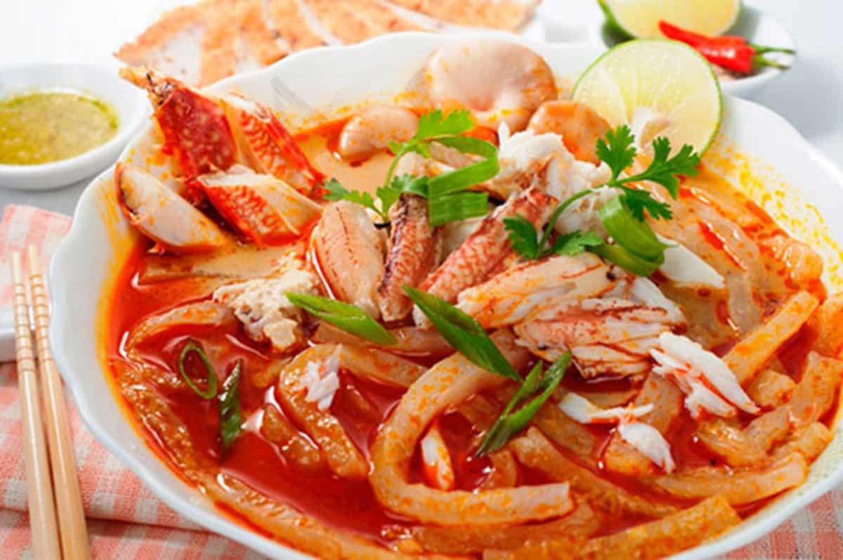 """TOP 7 Quán Bánh Canh Ghẹ Phú Quốc Tuyệt Ngon """"Ăn Là Phê"""""""