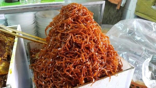 Đặc sản khô Đà Nẵng