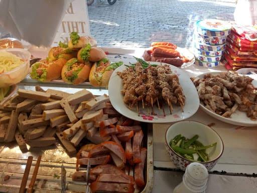 Cửa hàng bánh mỳ ngon Đồng Tiến