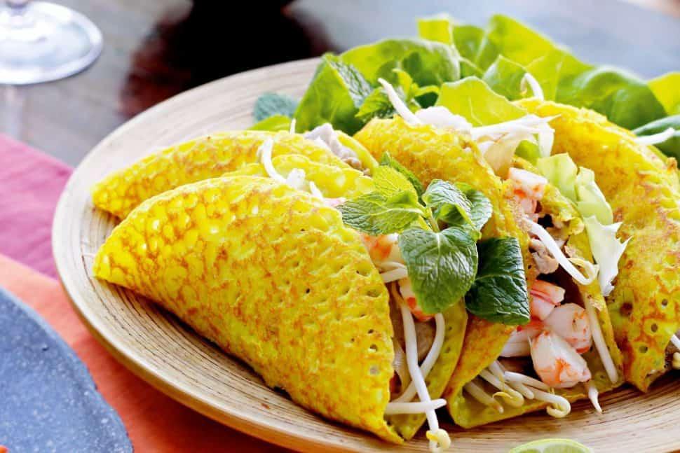 Bánh xèo Lipton Đà Nẵng