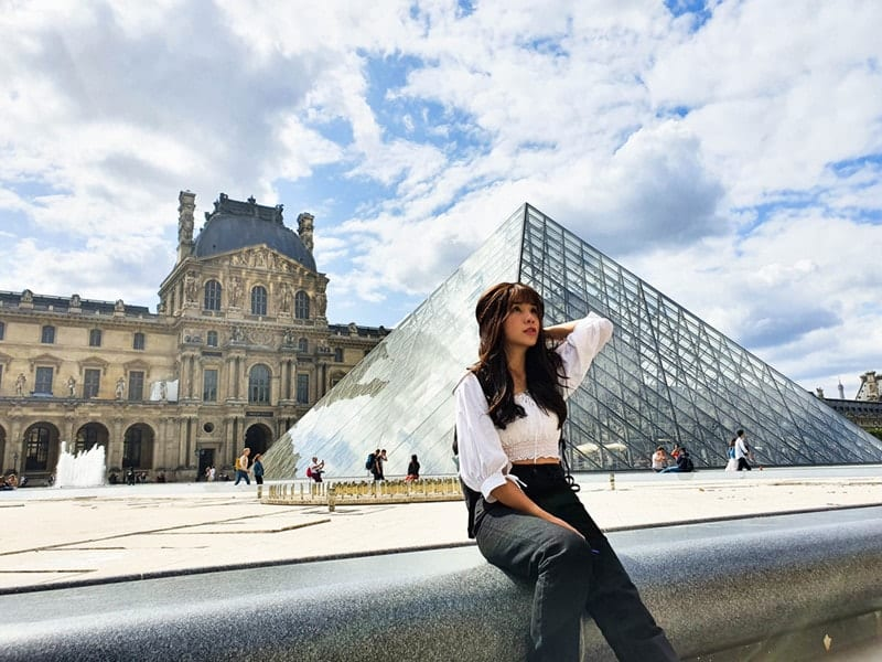 bảo tàng paris