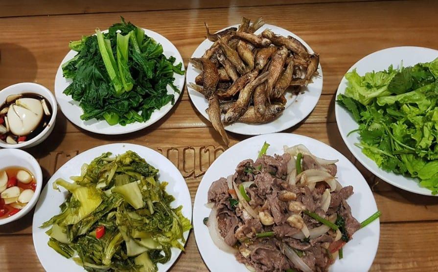 bê chao hấp dẫn tại Mộc Châu