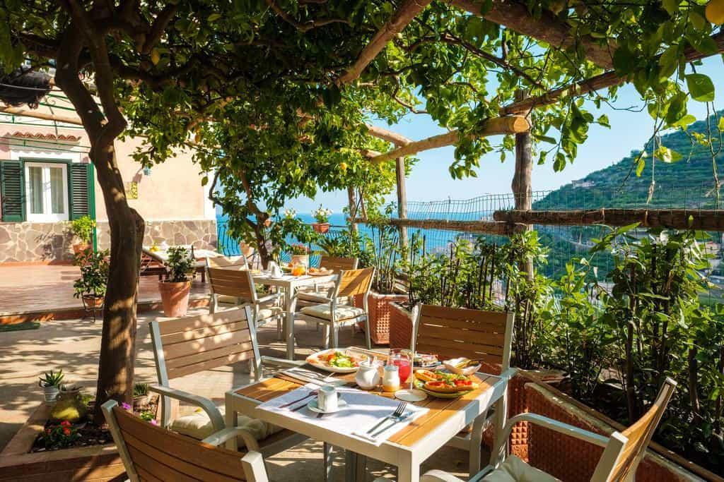 Bờ Biển Amalfi tại Ý