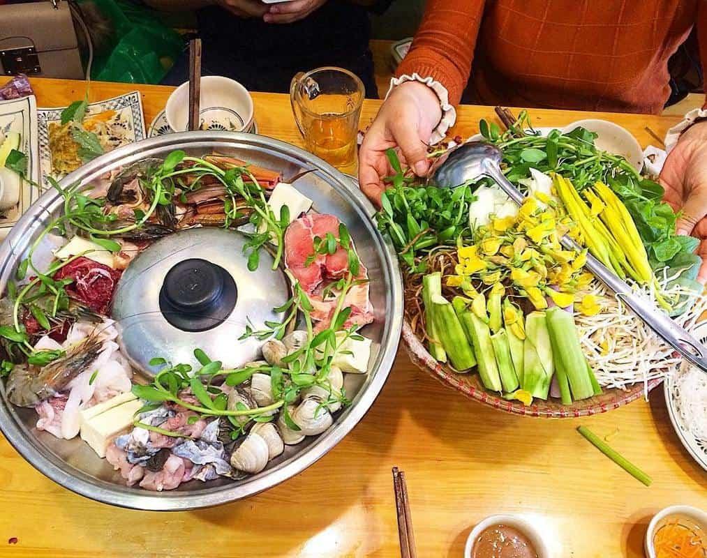 Ăn buffet nướng tại Aladin Đà Nẵng