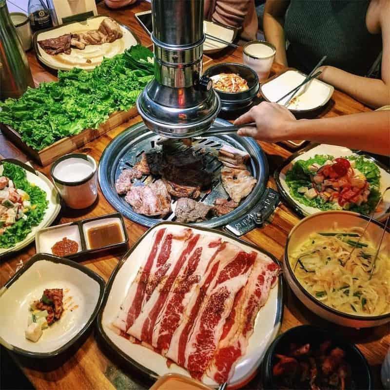 Buffet nướng Đà Nẵng Lửa Việt