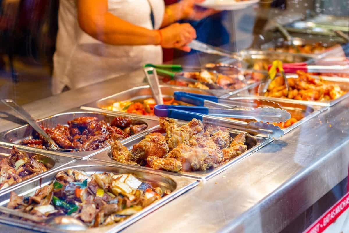 Quán buffet nướng Passion BBQ Đà Nẵng