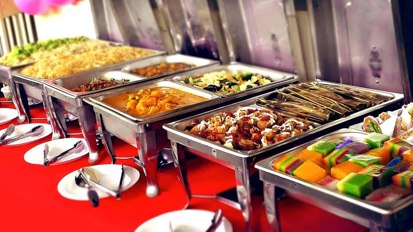 Quẩy buffet ở Sumo BBQ