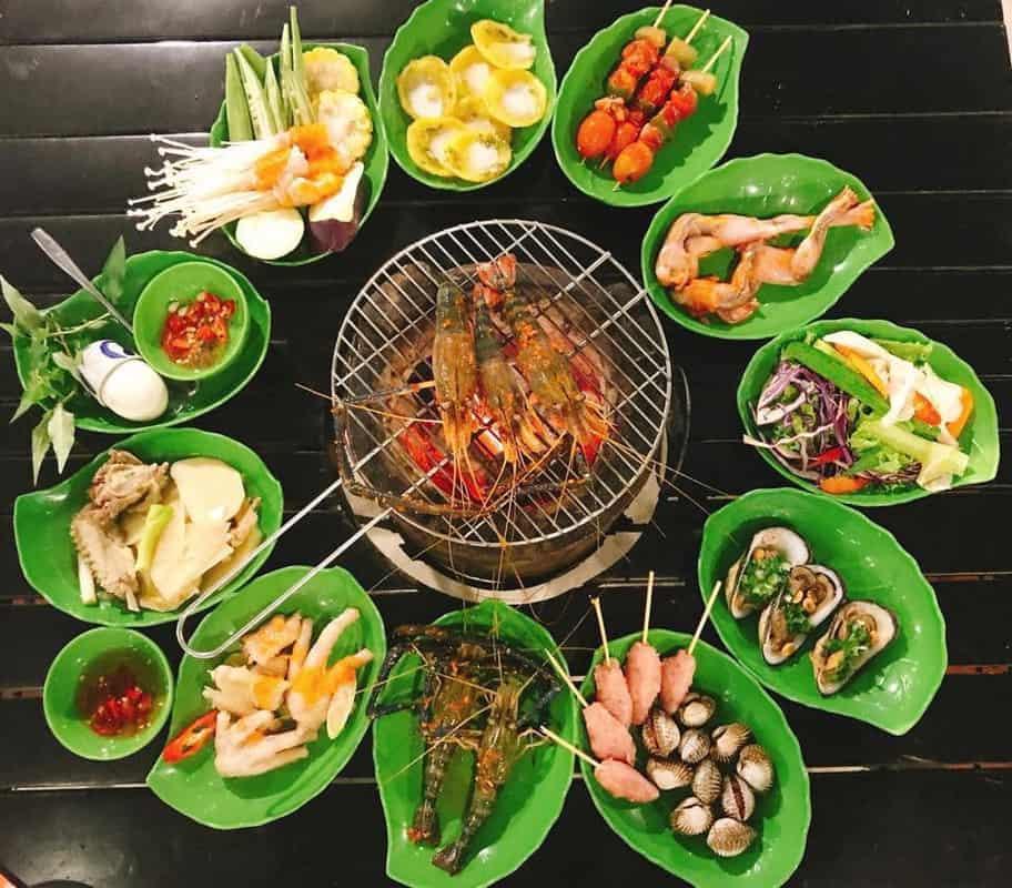 Buffet Sài Gòn