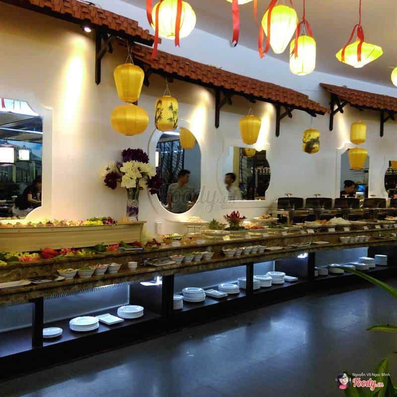 Nhà hàng Faifo Grill & Buffet Restaurant