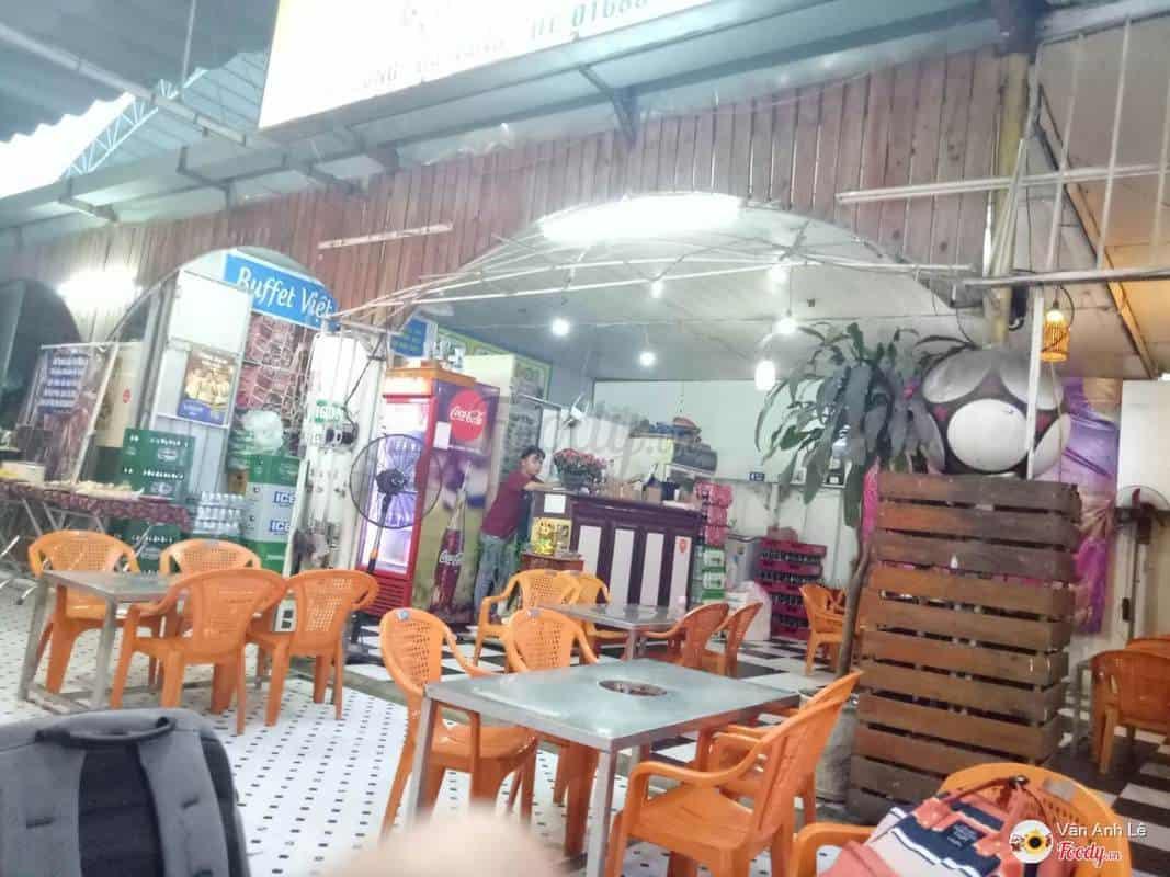 Buffet nướng Đà Nẵng 99k giá rẻ Sài Gòn