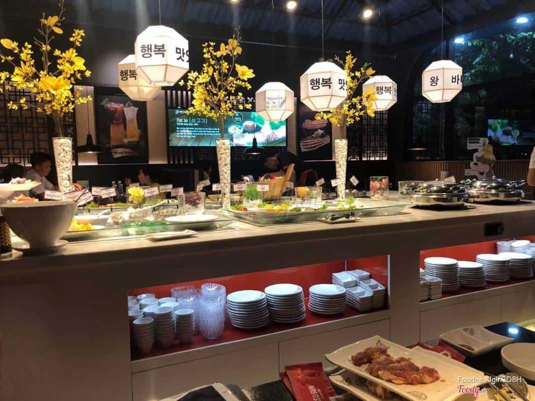Quán buffet nướng King BBQ ngon giá rẻ tại Đà Nẵng