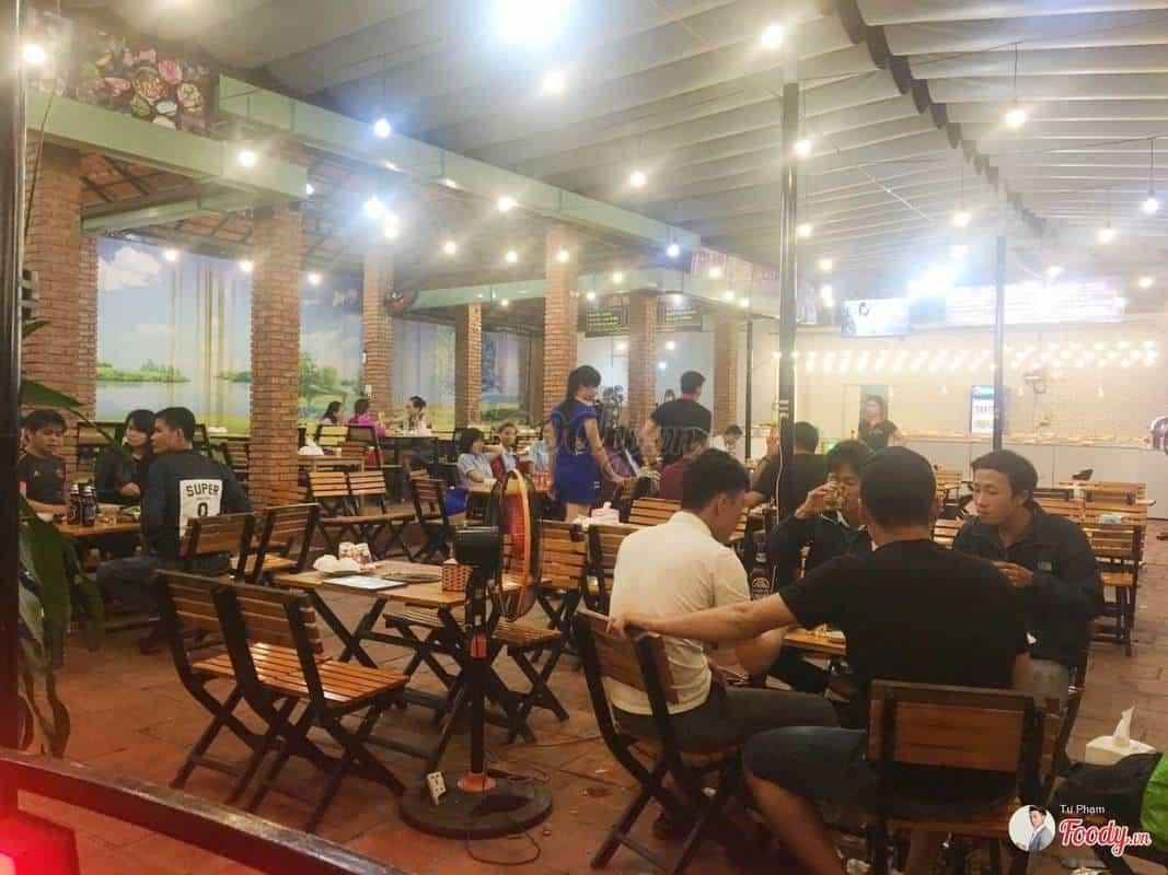 quán buffet nướng Lửa Việt Đà Nẵng giá rẻ