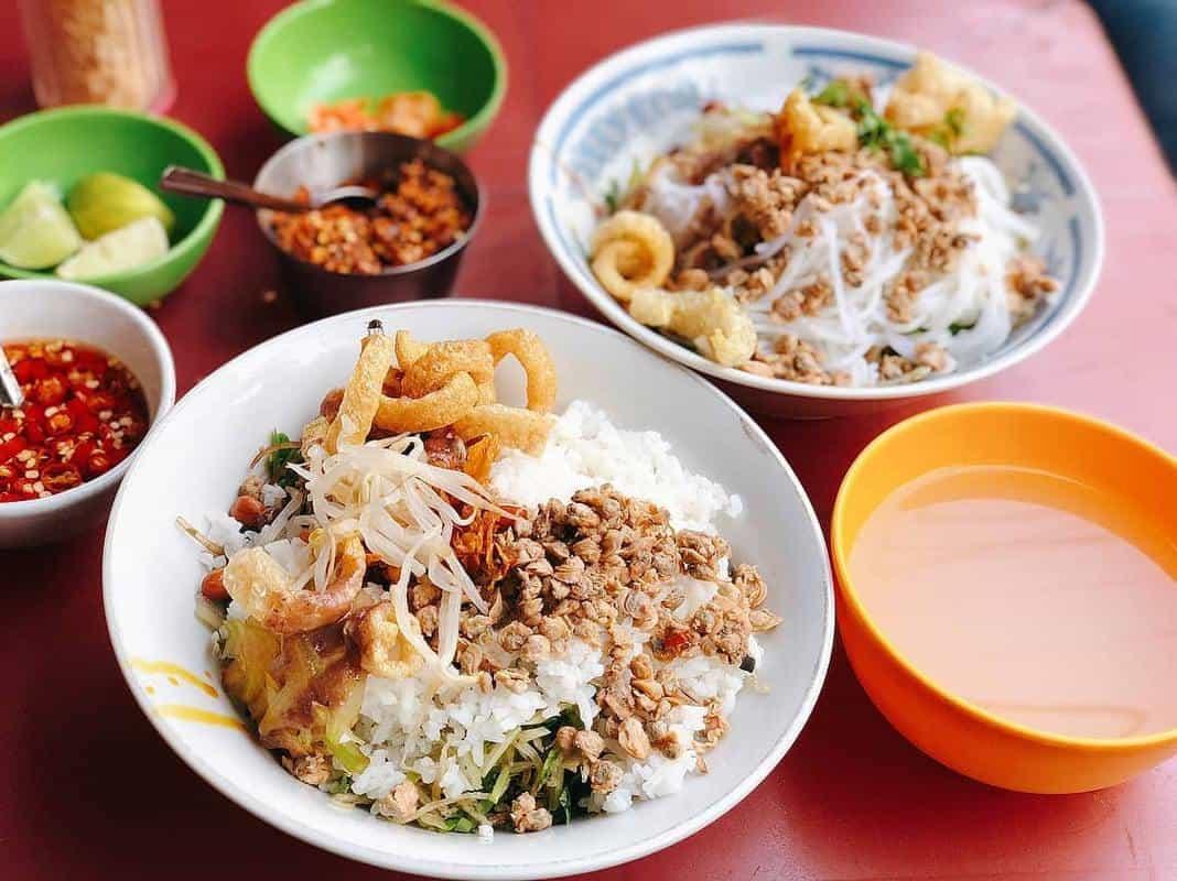 Món ngon Đà thành