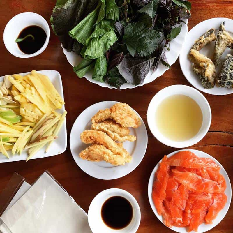 Cá hồi Mộc Châu