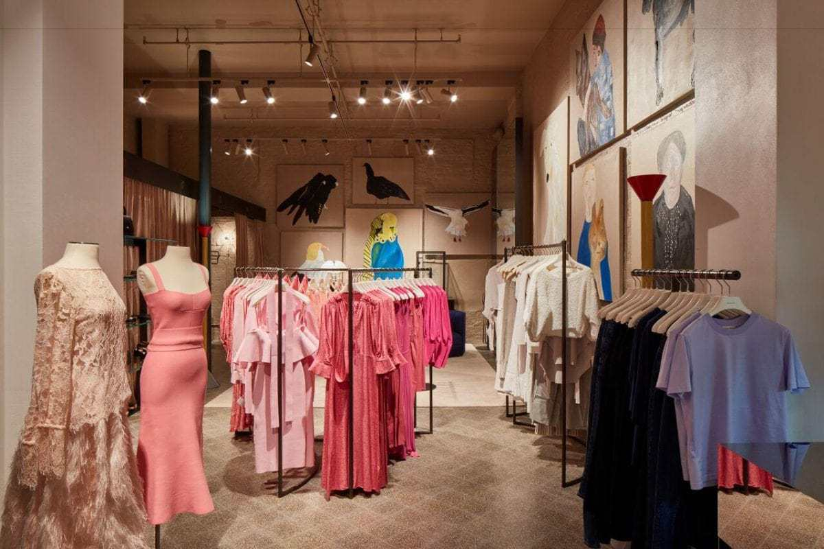 3 cửa hàng thời trang