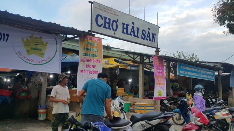 Chợ Thanh Khê Đông