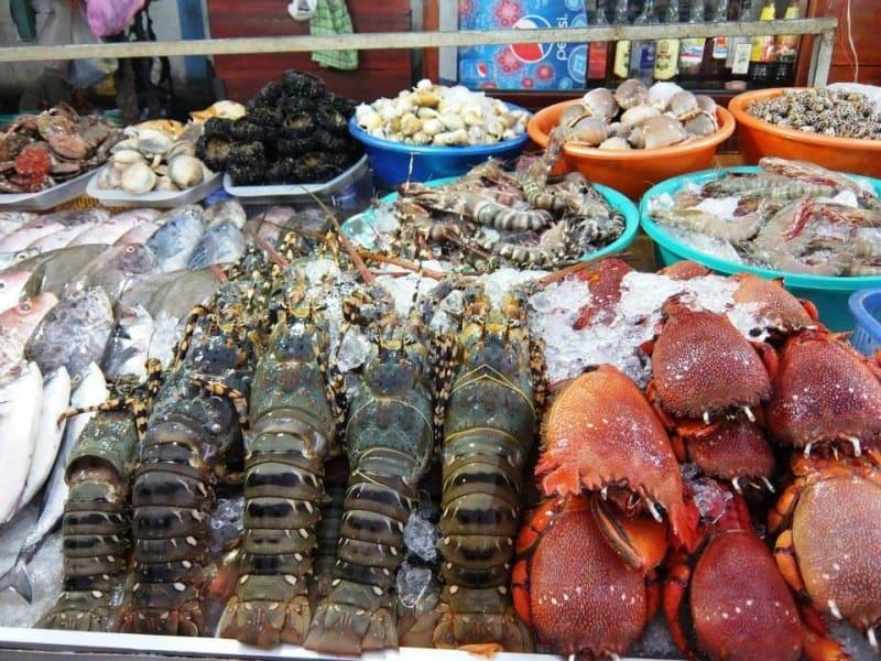 Top 4 chợ hải sản ở Hải Phòng nổi tiếng bạn nên ghé thăm - Nhà hàng hải sản