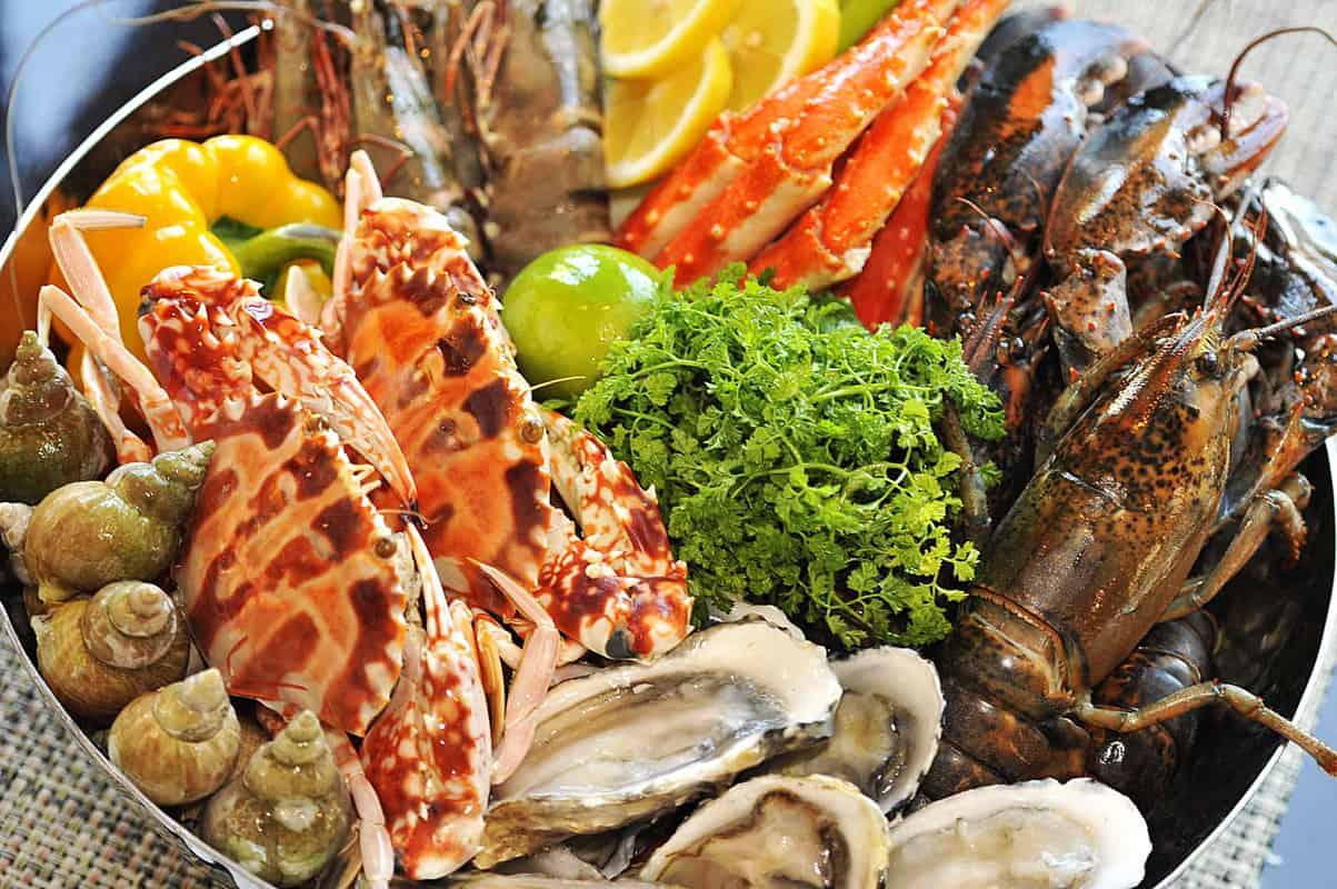 chợ hải sản tại đà nẵng